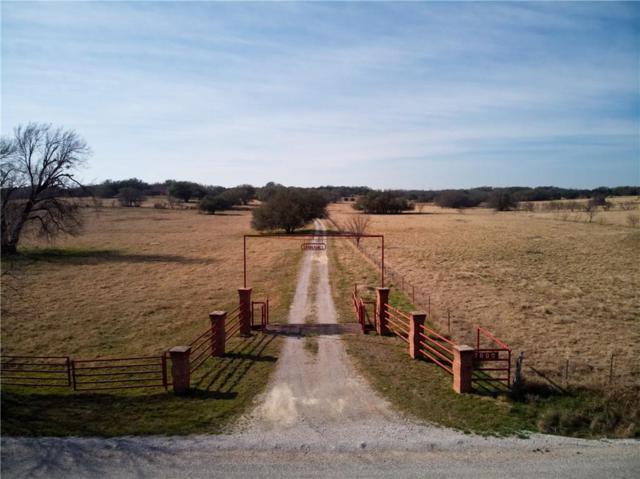 3000 County Road 365, Dublin, TX 76446 (MLS #14026202) :: Team Hodnett