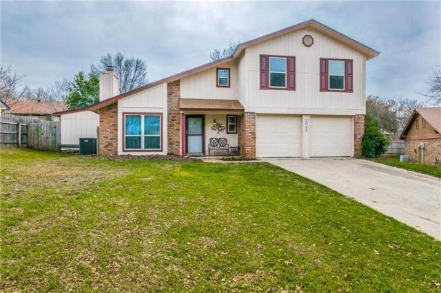 2023 Hood Ridge Court, Grapevine, TX 76051 (MLS #14026258) :: The Rhodes Team