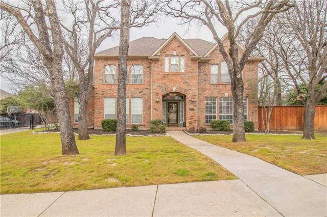 833 Clearwater Lane, Keller, TX 76248 (MLS #14026260) :: The Chad Smith Team