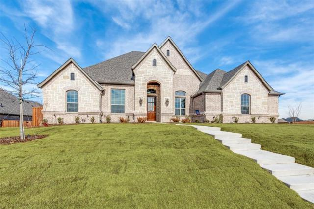 1841 Shavano Way, Prosper, TX 75078 (MLS #14026296) :: Van Poole Properties Group