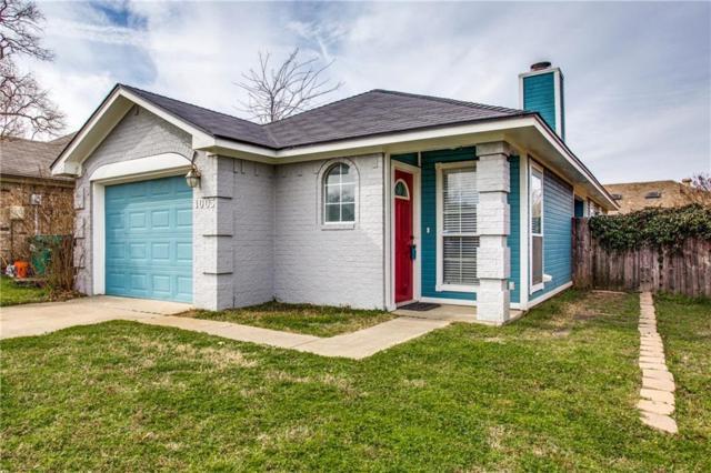 1003 Bull Run, Denton, TX 76209 (MLS #14026309) :: North Texas Team | RE/MAX Lifestyle Property