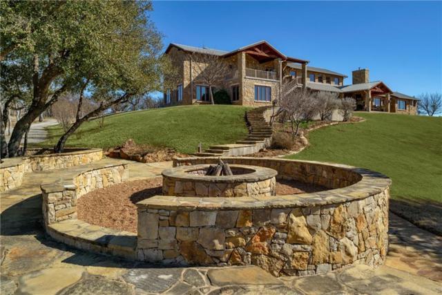 1300 Herron Bend Road, Graham, TX 76450 (MLS #14026338) :: Team Hodnett