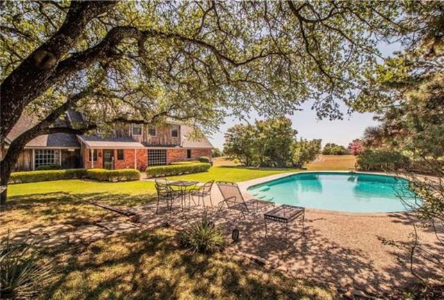 8 Fossil Hill Road, Weatherford, TX 76087 (MLS #14026342) :: Roberts Real Estate Group