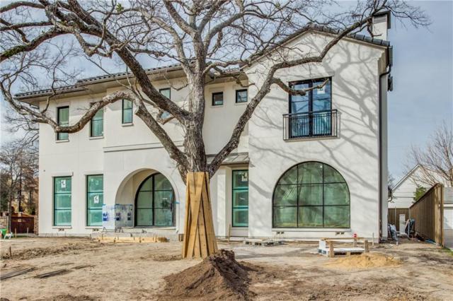 4428 Lorraine Avenue, Highland Park, TX 75205 (MLS #14026354) :: Van Poole Properties Group