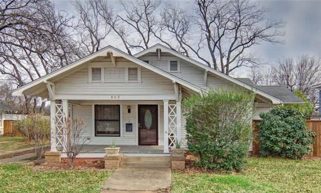 803 Elm Street, Graham, TX 76450 (MLS #14026441) :: RE/MAX Town & Country