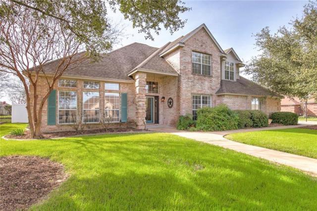 5610 Wedgefield Road, Granbury, TX 76049 (MLS #14026485) :: Kimberly Davis & Associates
