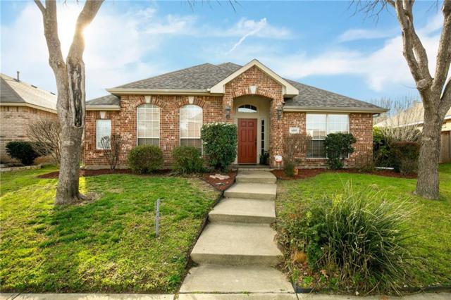 6505 Maple Drive, The Colony, TX 75056 (MLS #14026514) :: Roberts Real Estate Group