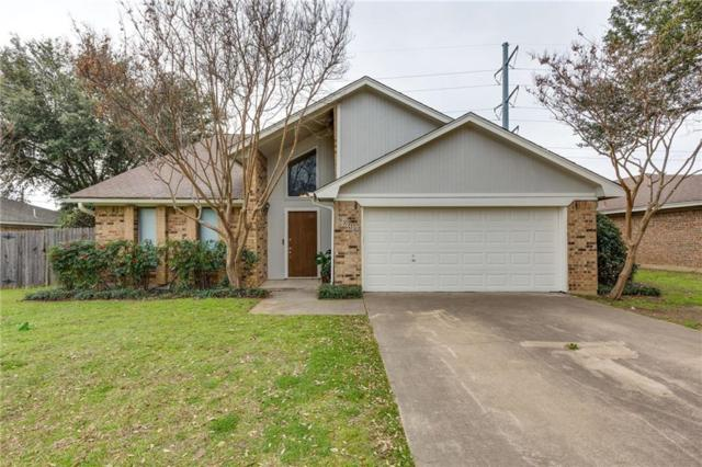 2049 Parkridge Drive, Hurst, TX 76054 (MLS #14026530) :: Team Hodnett