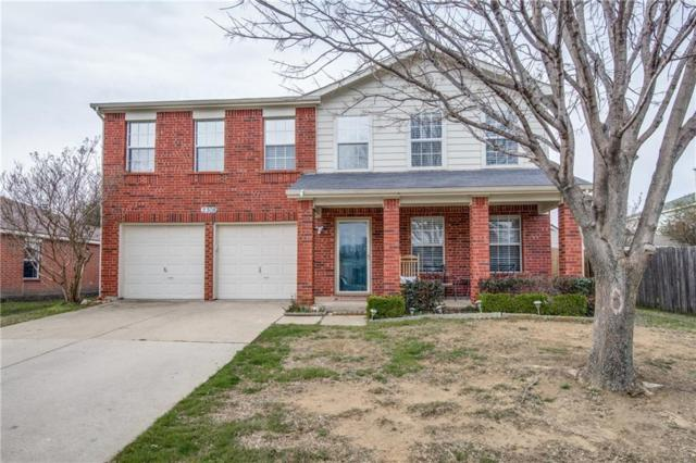 2308 Capeland Drive, Little Elm, TX 75068 (MLS #14026570) :: Roberts Real Estate Group