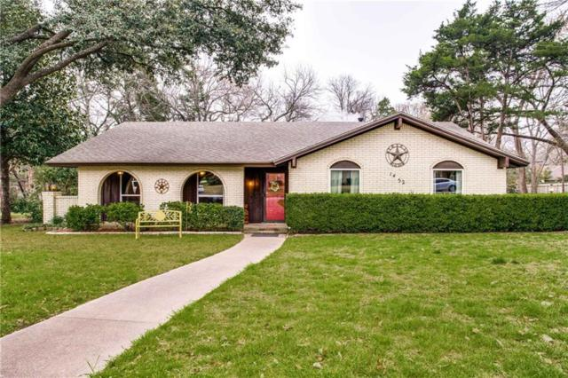 1452 Vicki Lane, Cedar Hill, TX 75104 (MLS #14026582) :: Roberts Real Estate Group