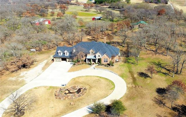 260 W Jeter Road, Bartonville, TX 76226 (MLS #14026605) :: The Real Estate Station