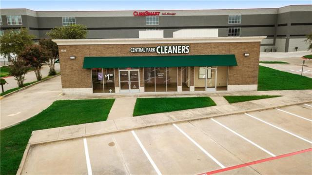 1020 W Park Boulevard, Plano, TX 75075 (MLS #14026625) :: All Cities Realty