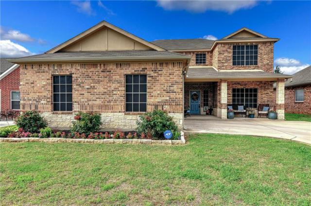 107 Ashlyn Court, Whitesboro, TX 76273 (MLS #14026720) :: RE/MAX Town & Country