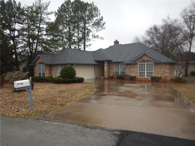 5510 Cortez Drive, Granbury, TX 76049 (MLS #14026812) :: Kimberly Davis & Associates
