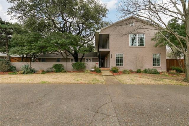 7210 Elmridge Drive, Dallas, TX 75240 (MLS #14026834) :: Hargrove Realty Group