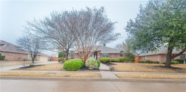 421 Parkshire Drive, Murphy, TX 75094 (MLS #14026842) :: Hargrove Realty Group