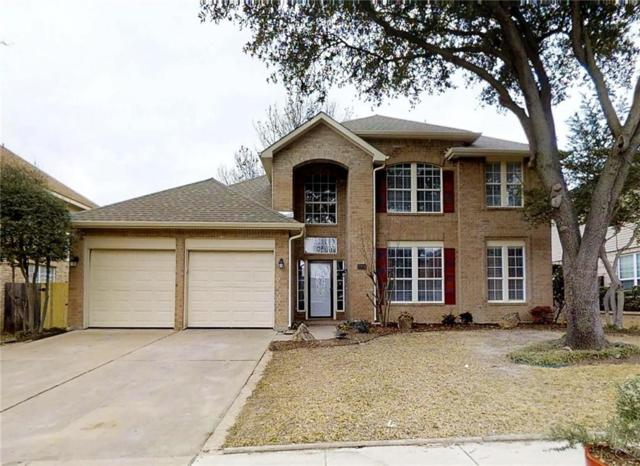 7721 Arcadia Trail, Fort Worth, TX 76137 (MLS #14026849) :: The Tierny Jordan Network