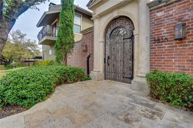 5836 Birchbrook Drive #237, Dallas, TX 75206 (MLS #14026967) :: All Cities Realty