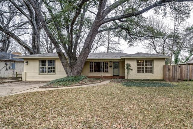 1225 Graham Drive, Tyler, TX 75701 (MLS #14026969) :: All Cities Realty