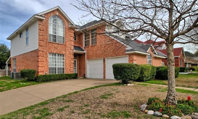 219 Parkmead Court, Arlington, TX 76014 (MLS #14026993) :: The Chad Smith Team