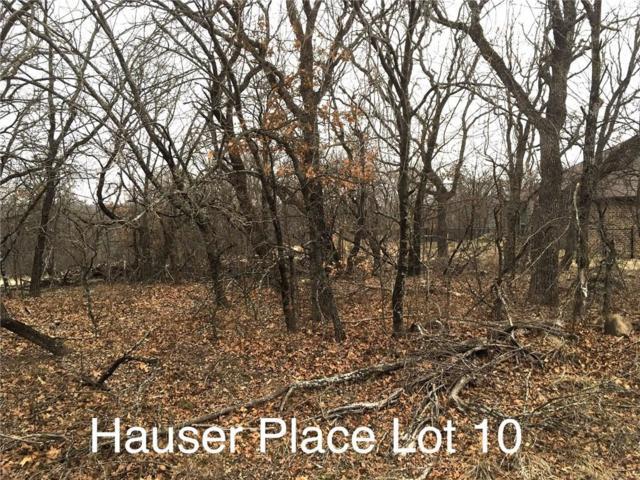 Lot 10 Hauser Place, Runaway Bay, TX 76426 (MLS #14027001) :: RE/MAX Landmark