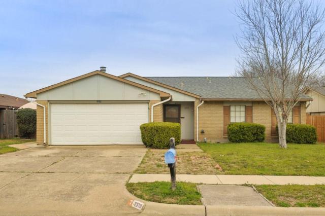 2319 Pennington Drive, Arlington, TX 76014 (MLS #14027006) :: The Real Estate Station
