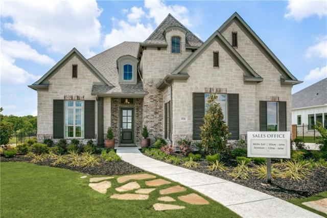 300 Carrington, Argyle, TX 76226 (MLS #14027023) :: The Real Estate Station