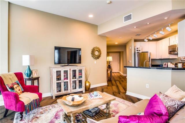 500 Throckmorton Street #808, Fort Worth, TX 76102 (MLS #14027027) :: The Heyl Group at Keller Williams