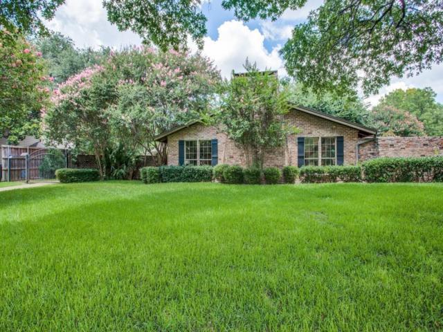 7009 Gateridge Drive, Dallas, TX 75254 (MLS #14027071) :: Hargrove Realty Group
