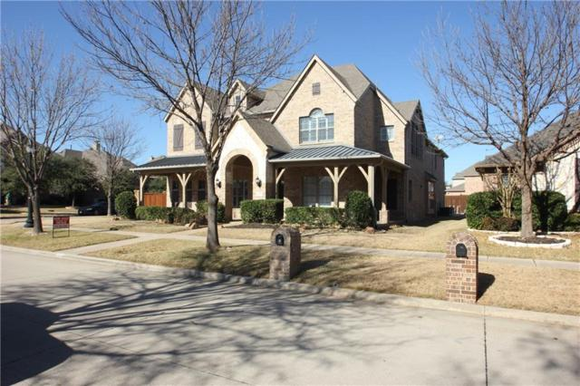 13516 Stanmere Drive, Frisco, TX 75035 (MLS #14027084) :: Roberts Real Estate Group