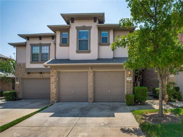 1163 Sophia Street, Allen, TX 75013 (MLS #14027228) :: The Heyl Group at Keller Williams