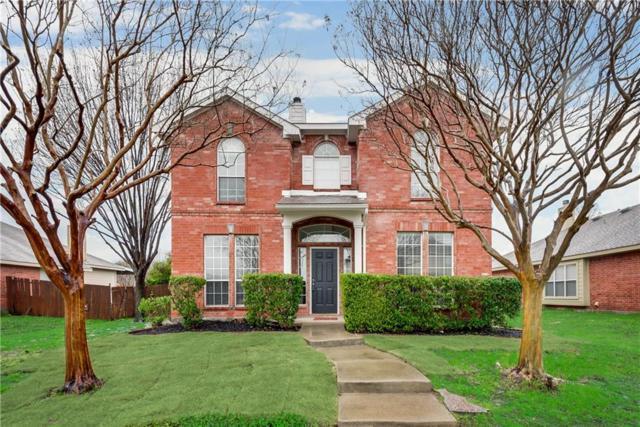 925 Clear Creek Drive, Mesquite, TX 75181 (MLS #14027242) :: The Good Home Team