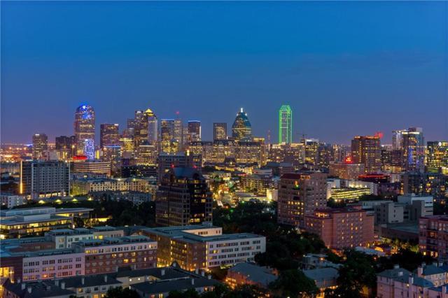 3111 Welborn Street #1701, Dallas, TX 75219 (MLS #14027249) :: Team Hodnett