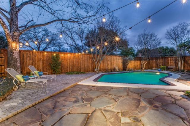 3977 Cedar Bayou Drive, Dallas, TX 75244 (MLS #14027251) :: RE/MAX Town & Country