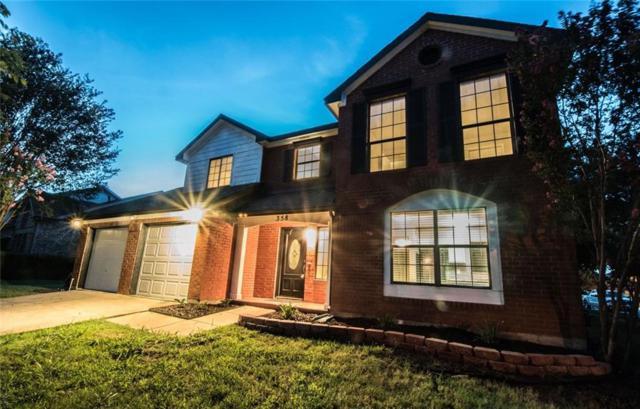 358 Hopewell Street, Grand Prairie, TX 75052 (MLS #14027314) :: Roberts Real Estate Group