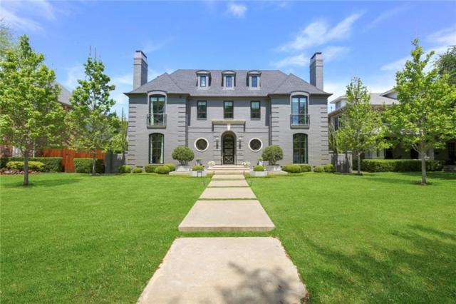 3828 Colgate Avenue, University Park, TX 75225 (MLS #14027374) :: Roberts Real Estate Group