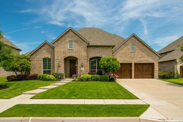 700 Butchart Drive, Prosper, TX 75078 (MLS #14027391) :: The Heyl Group at Keller Williams