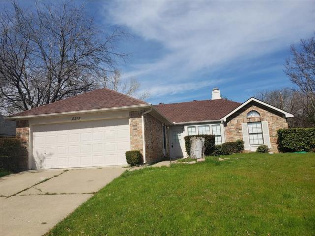 2515 Havenwood Drive, Arlington, TX 76018 (MLS #14027420) :: Robbins Real Estate Group