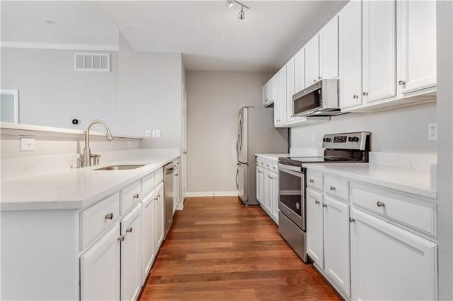 2305 Worthington Street #314, Dallas, TX 75204 (MLS #14027427) :: The Good Home Team