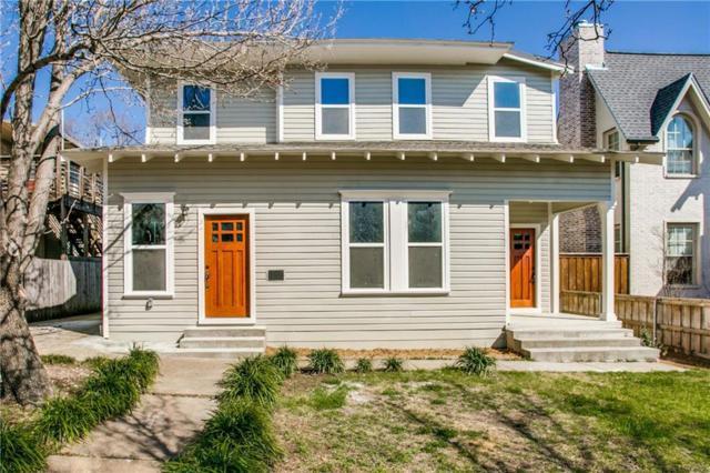 1123 Kings Highway, Dallas, TX 75208 (MLS #14027448) :: Real Estate By Design