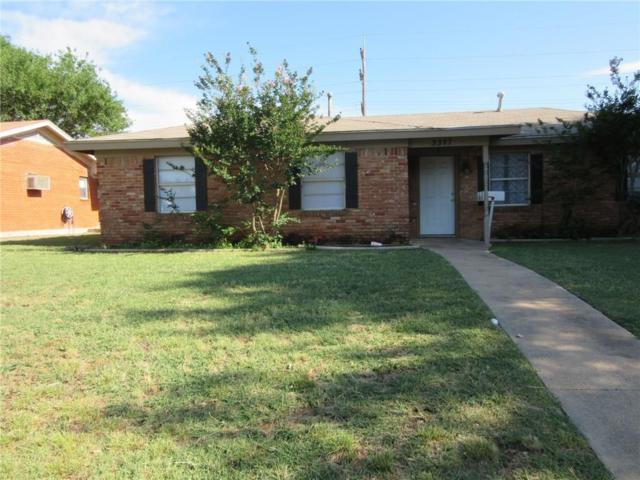 3317 S 27th Street, Abilene, TX 79605 (MLS #14027466) :: The Tonya Harbin Team