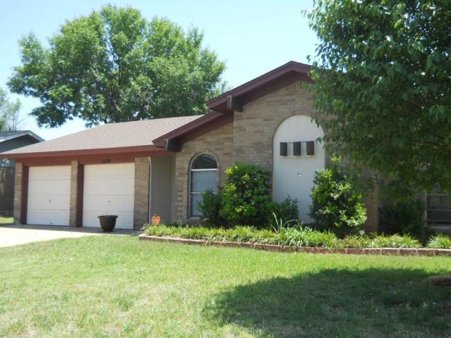 5374 Hunters Circle, Abilene, TX 79606 (MLS #14027485) :: The Tonya Harbin Team