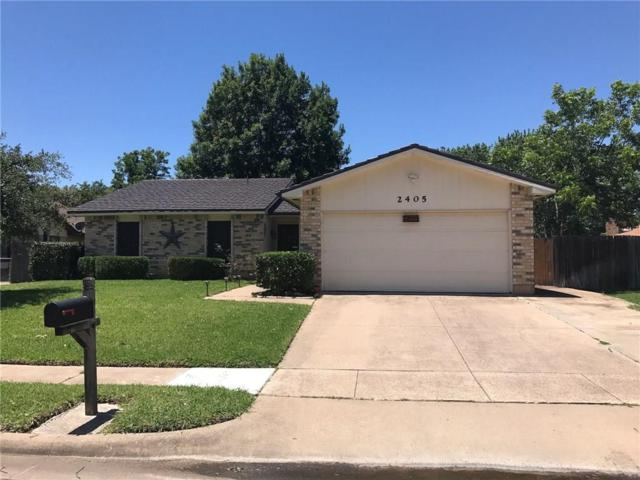 2405 Cherry Blossom Lane, Bedford, TX 76021 (MLS #14027491) :: The Chad Smith Team