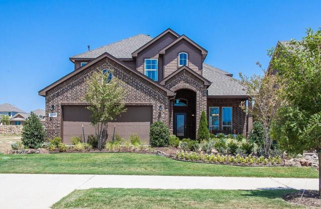 1317 Canary Lane, Argyle, TX 76226 (MLS #14027527) :: The Real Estate Station