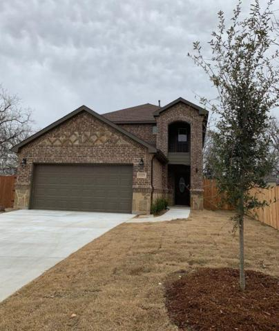 1121 Hill Street, Grand Prairie, TX 75050 (MLS #14027543) :: The Tierny Jordan Network