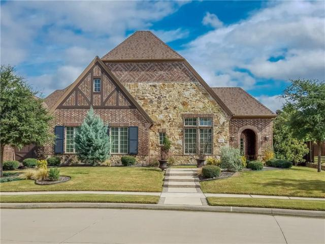 280 Yosemite Drive, Prosper, TX 75078 (MLS #14027544) :: Real Estate By Design