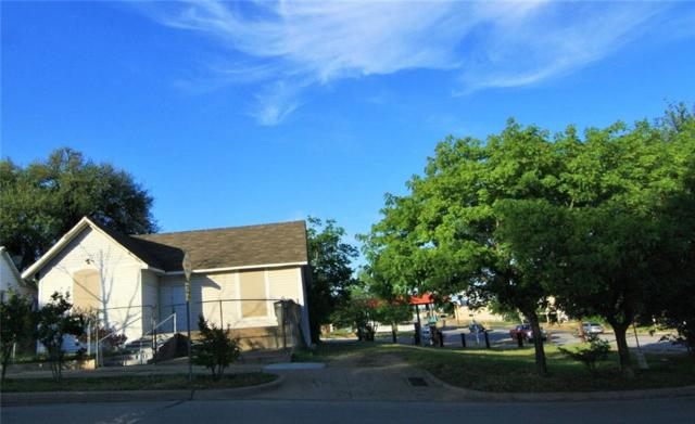 1302 N Calhoun Street, Fort Worth, TX 76164 (MLS #14027614) :: RE/MAX Town & Country