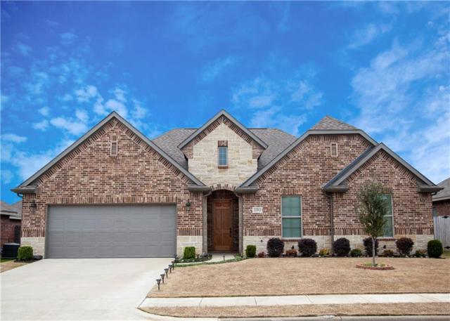 3513 Diane Drive, Balch Springs, TX 75180 (MLS #14027617) :: The Real Estate Station
