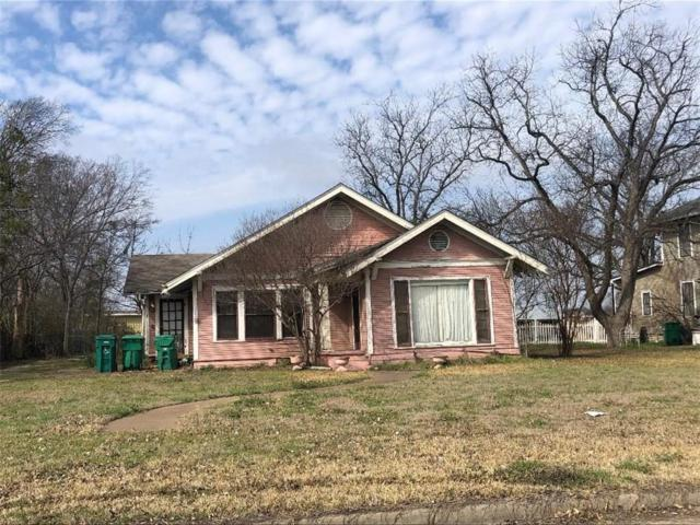 107 S Wood Street, Ferris, TX 75125 (MLS #14027629) :: The Real Estate Station