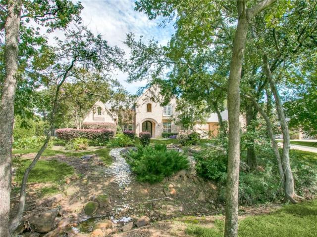 5300 Clear Creek Drive, Flower Mound, TX 75022 (MLS #14027640) :: Hargrove Realty Group